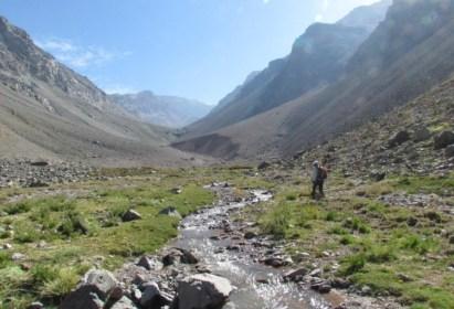 Trekking Cascada Leonera – 13 de Abril