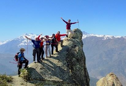 Trekking Torrecillas del Manzano – Sábado 7 de Septiembre