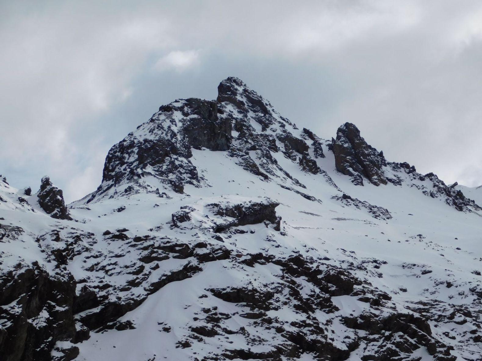 Ascenso Cerro Cabeza del Inca Este – 19 y 20 de Octubre