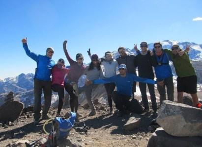 Curso Básico de Montaña – Abril 2020