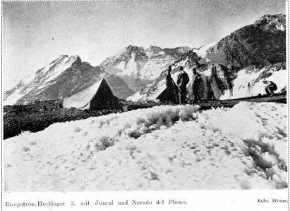 Expedición DAV Valparaíso al área de Olivares – Traducción del relato de 1959