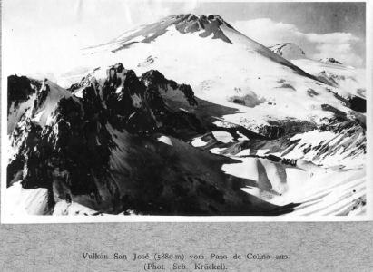 Expedición de Brant al San José de 1899 – Traducción del artículo publicado en 1931