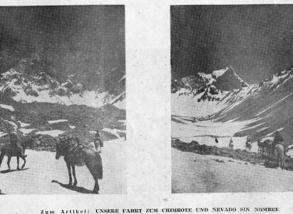 Nuestra Expedición al Chimbote y al Nevado sin Nombre del 7 al 19 de Diciembre 1944 – Traducción del relato publicado en 1948