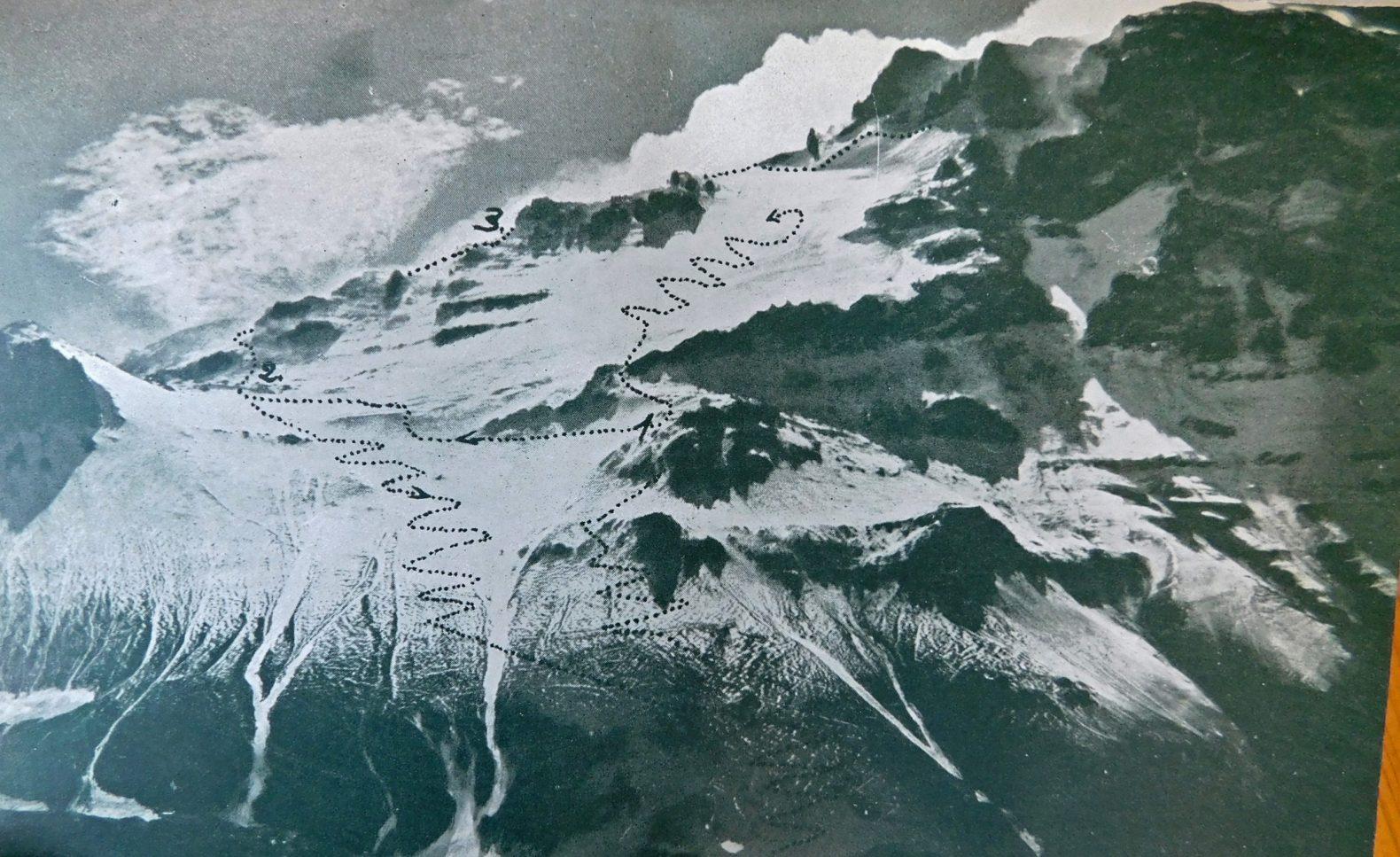 El Primer Ascenso de la Cumbre Sur del Aconcagua – Traducción del artículo publicado en 1948