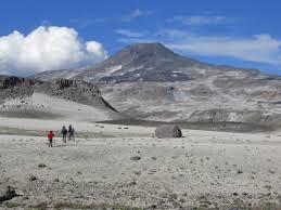 Volcán Descabezado Chico y Volcán Colorado – 15 al 21 de Febrero