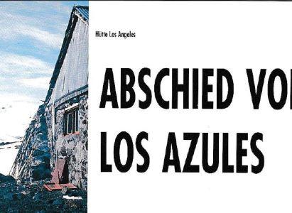 Adiós a Los Azules – Traducción del artículo de 1994