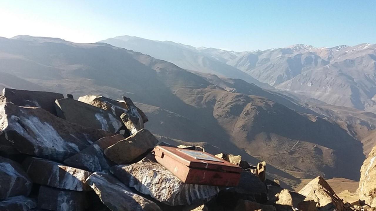 Salida Cerro Arqueado de Barrera – 28 de agosto (suspendida)
