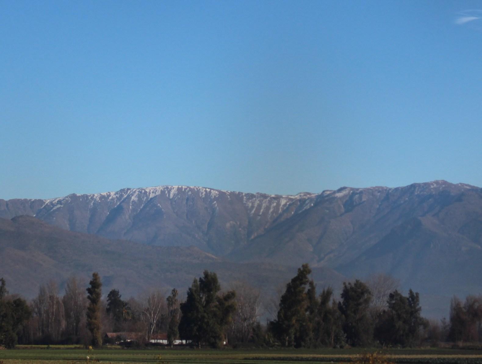 Salida Cerro Roble Alto y Laguna Altos de Chicauma – 9 de octubre