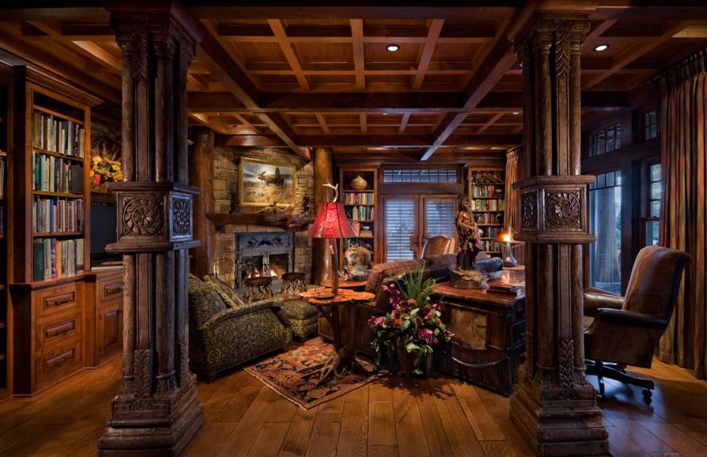 interior design banner elk nc