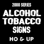 2000 SERIES - ALCOHOL & TOBACCO