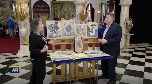 Susan Andrae on Antiques Roadshow, Season 23, Episode 5