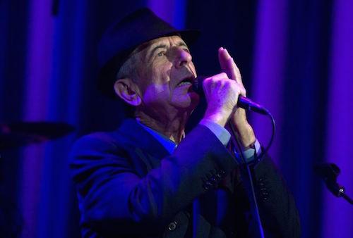 Leonard Cohen live in Tampa, Florida