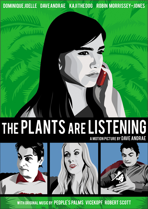 Official poster image for The Plants Are Listening.