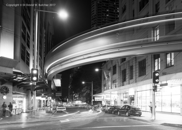 Sydney Monorail, New South Wales, Australia