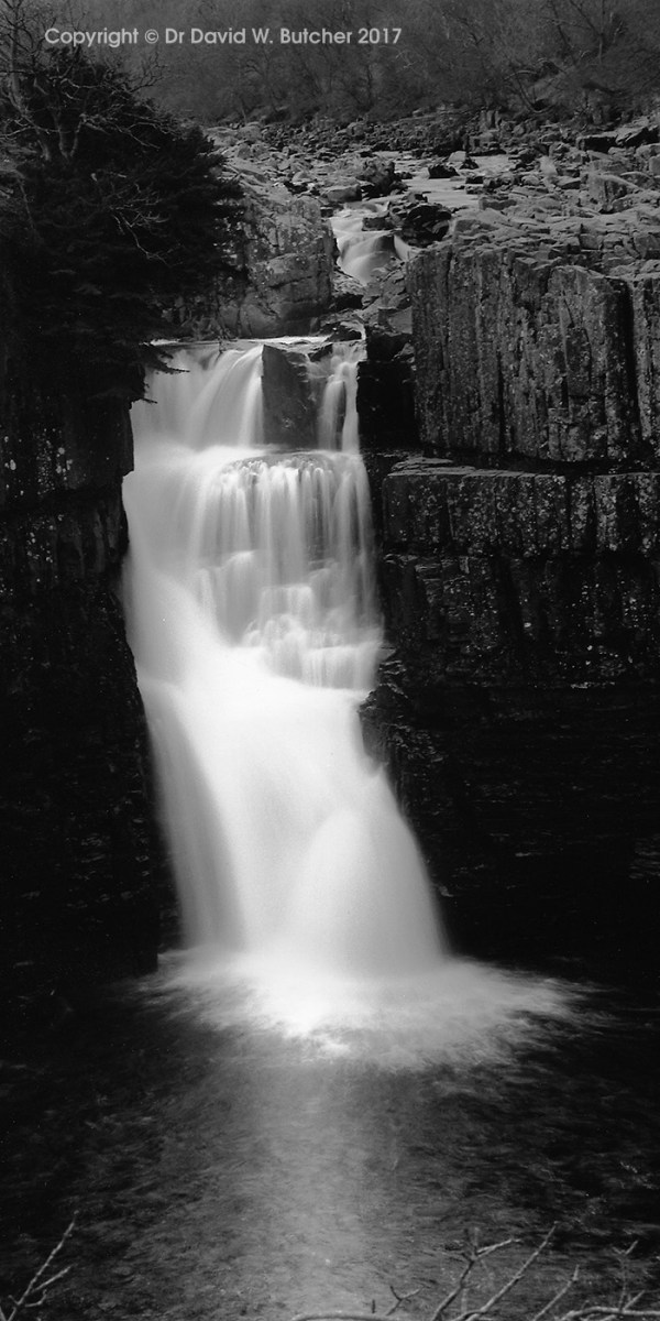 High Force, Teesdale, Durham, England