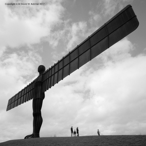 Angel of the North, Newcastle