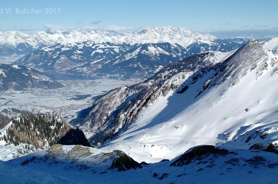 Kaprun Skiing and Photos