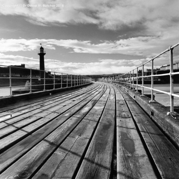 Whitby West Pier, Yorkshire