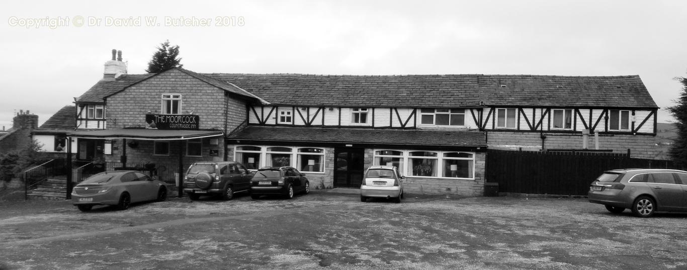 Moorcock Inn near Littleborough