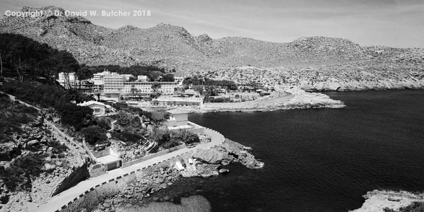 Cala Sant Vicente bay, Mallorca, Spain