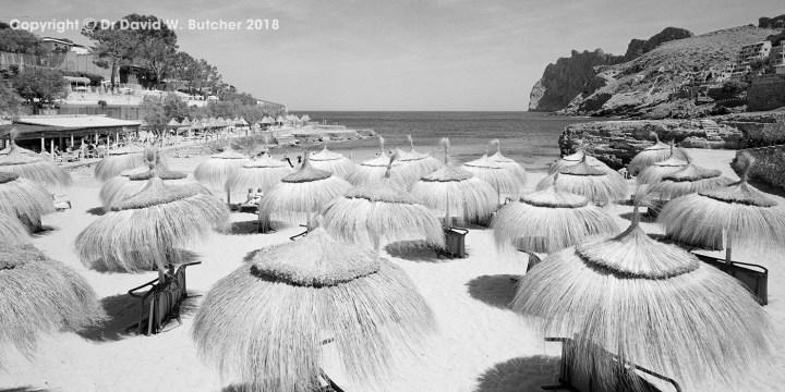 Mallorca Cala Sant Vicente beach, Spain