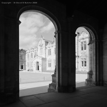 St Andrews University Cloister View, Fife