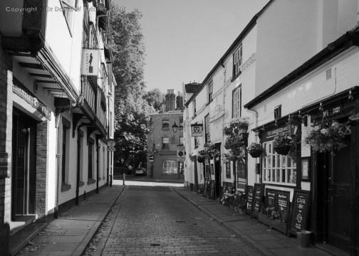 Shrewsbury Church Street, Shropshire