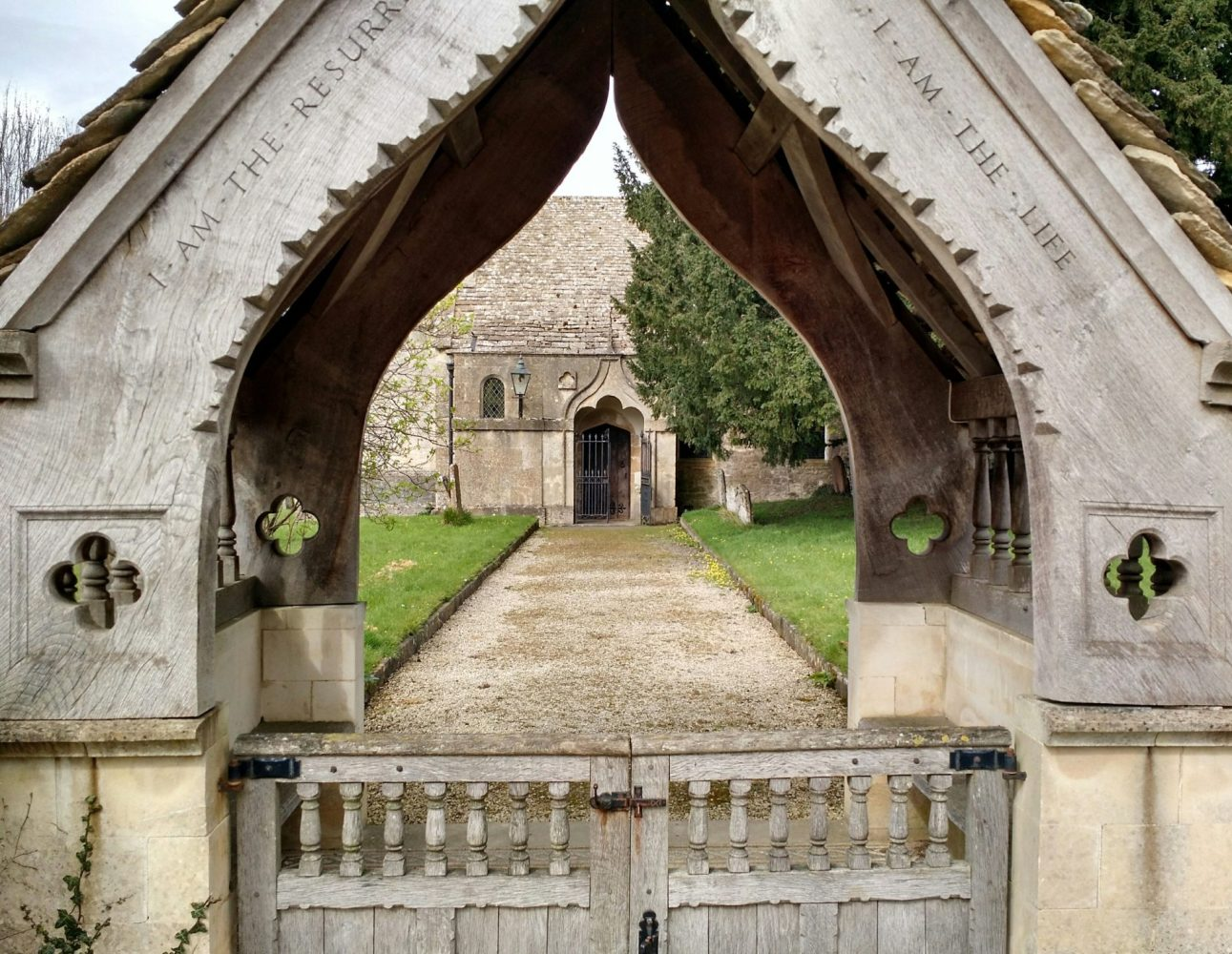 Great Witcombe Church, Cotswolds