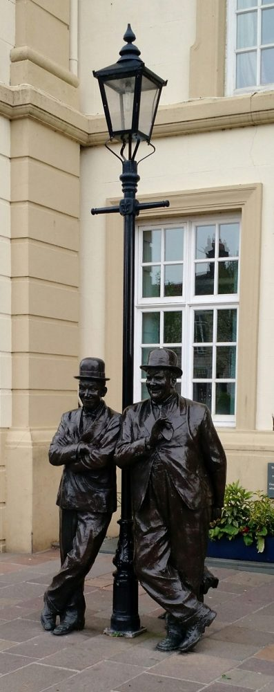 Ulverston Stan and Ollie