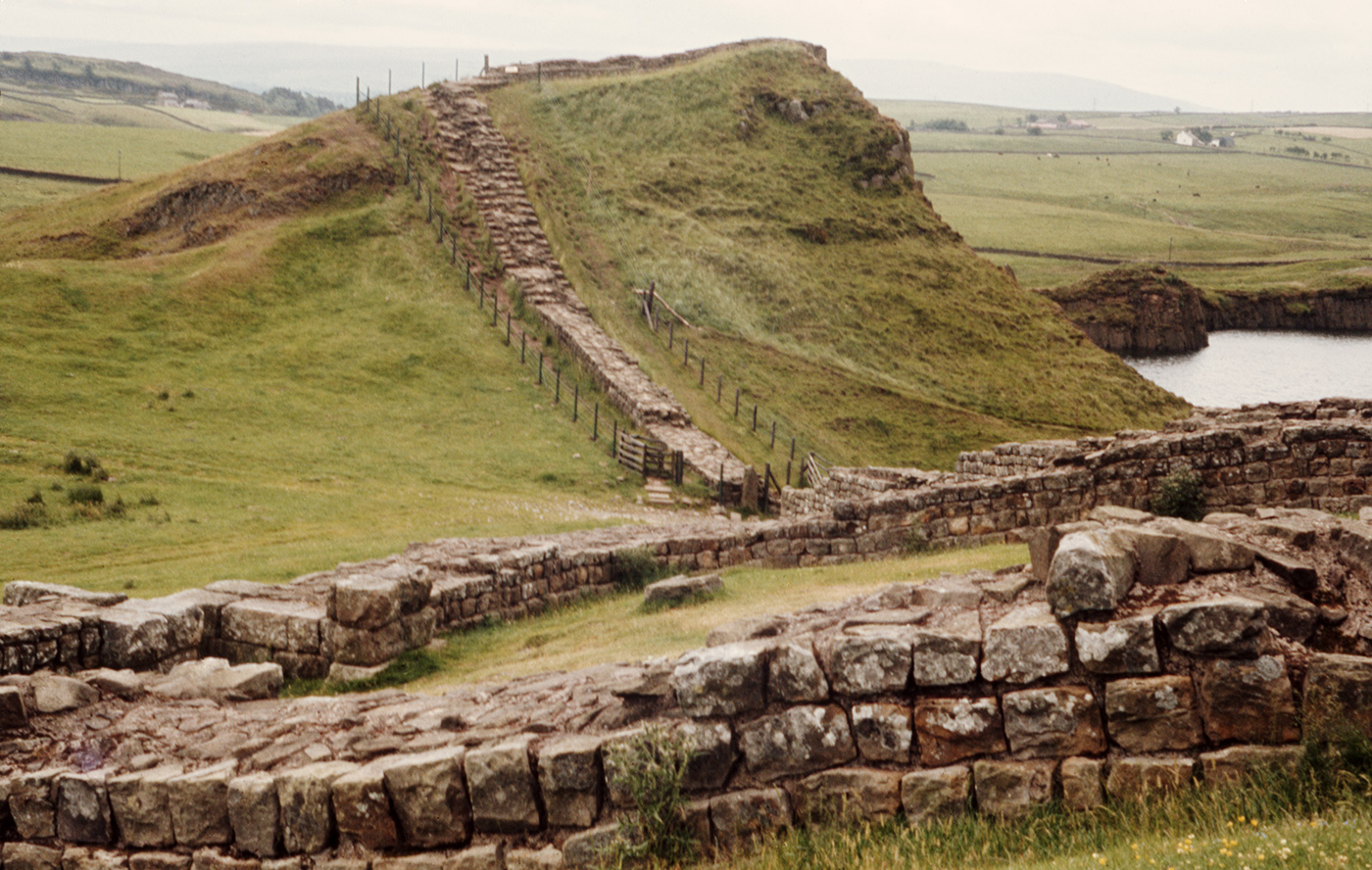 Hadrian's Wall Milecastle 42
