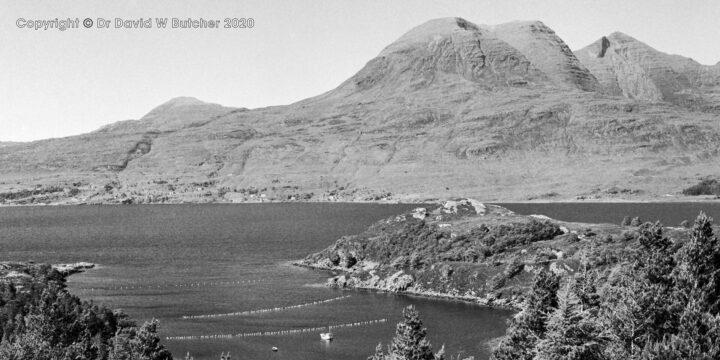 Beinn Alligin and Loch Torridon, Scotland