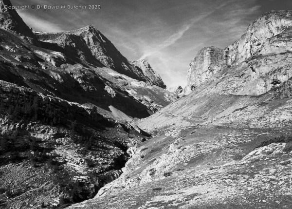 Vallee des Pouey Aspe, Gavarnie, Pyrenees