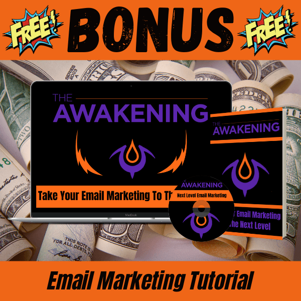 BONUS First 100 Review -Email Marketing Tutorial