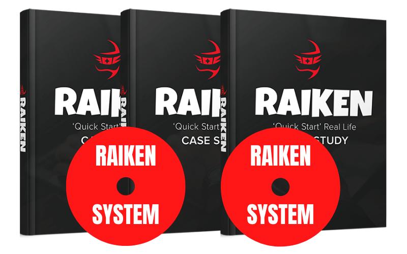 The Secret Review - Bonus 2 Raiken System