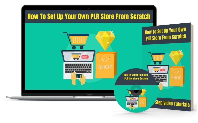 Courseify Review - Bonus 2 Set Up A PLR Store