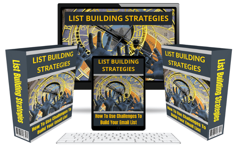 Fast List Now Review - Bonus 2 How To Use Challenges To Build Your List