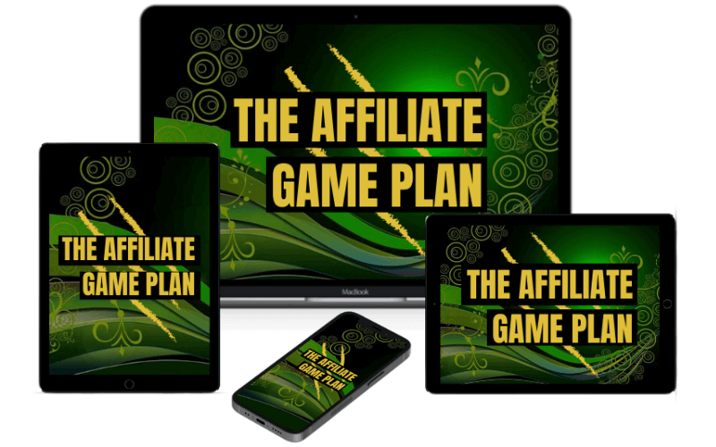 The Affiliate Game Plan