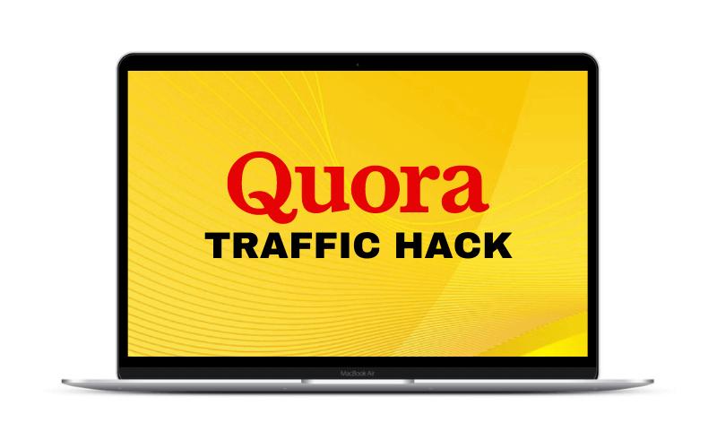 Quora Traffic Hack