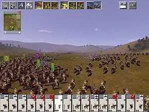 Battles in Medieval: Total War