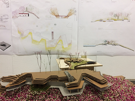 ignacio-cardona-2nd year architecture studio wentworth guest critique