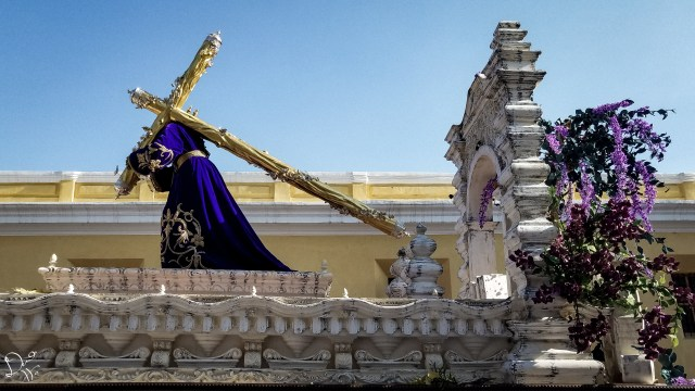 Semana Santa en Antigua - April 14, 2019