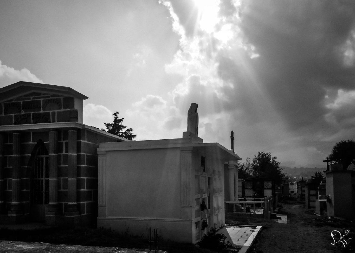 Cementerio General, Quetzaltenango, Guatemala - April 10, 2019