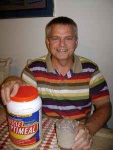 Dave and Jarrow Protein shake