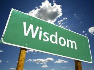 How to Find Wisdom