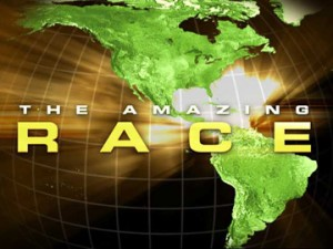 The Amazing Race application