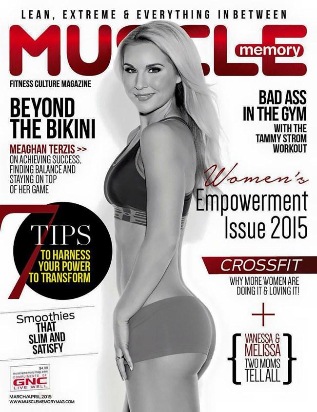 Meaghan Terzis Muscle Memory Mag
