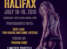 We're coming to Halifax!!!!