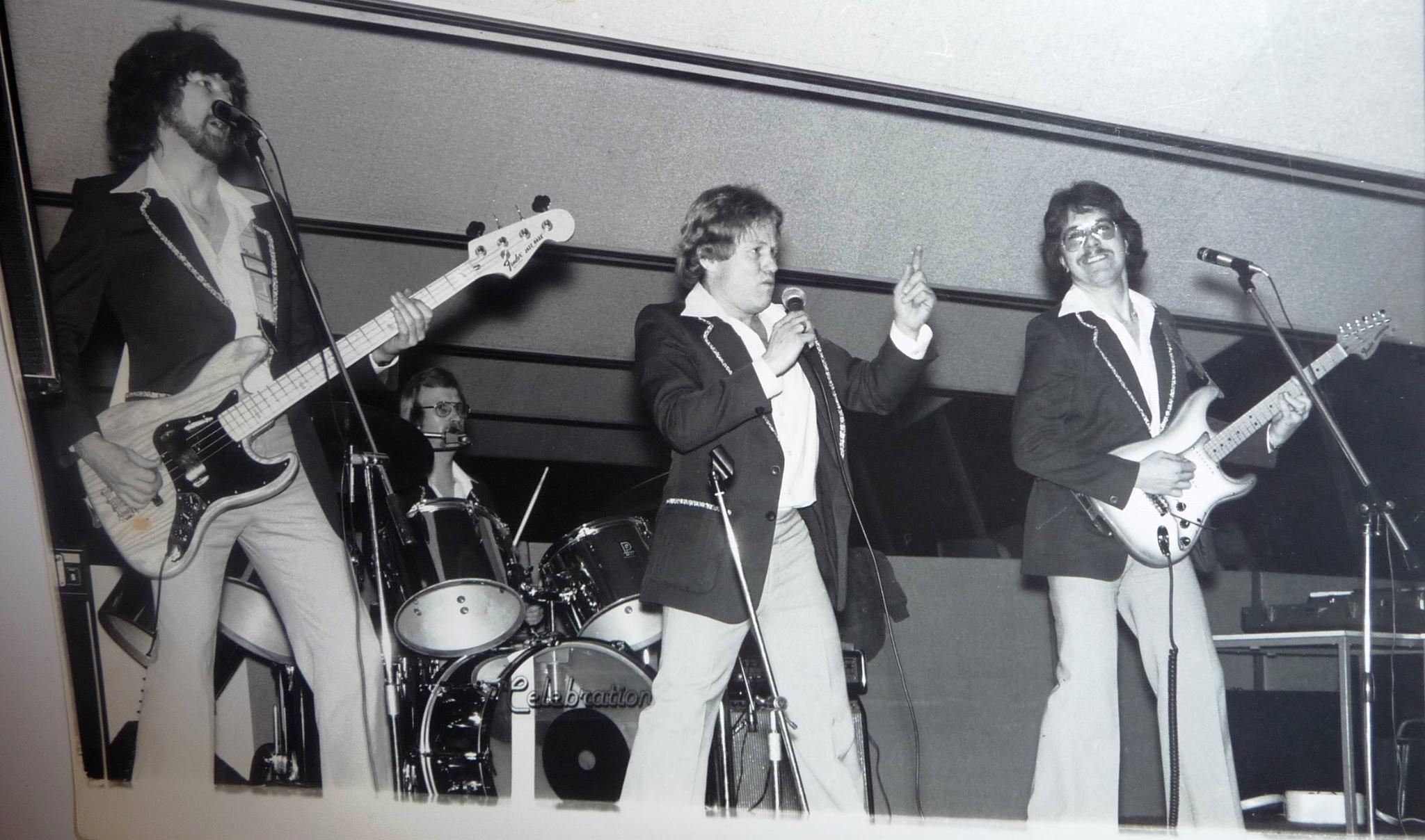 1978 Blue Shell Translucent Stratocaster