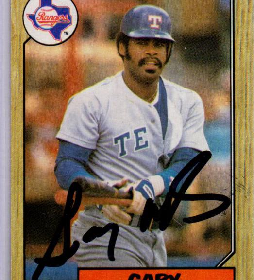 1987 Topps - 762 - Gary Ward