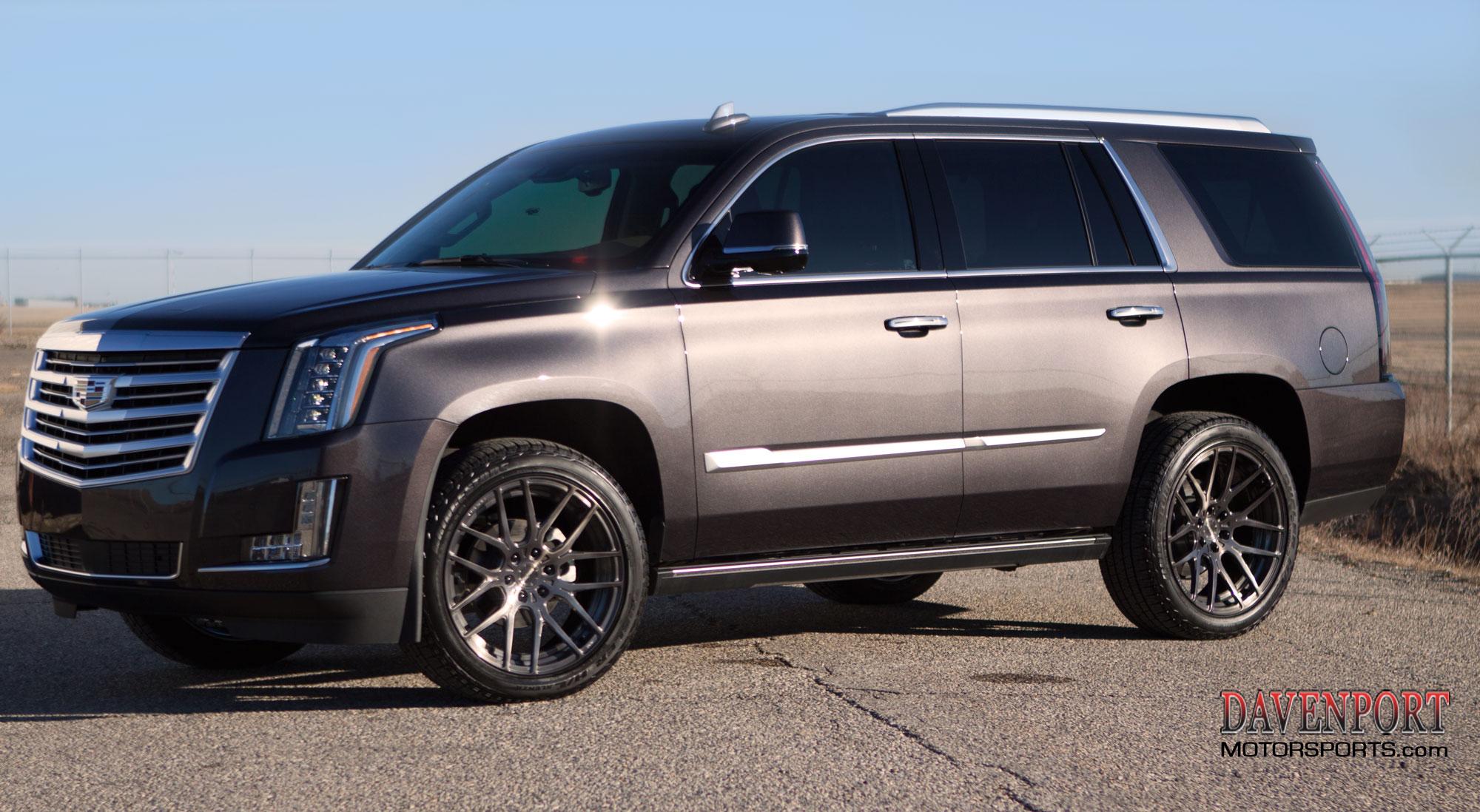 2016 Cadillac Escalade Platinium